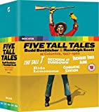 Five Tall Tales: Budd Boetticher &Randolph Scott At Columbia, 1957-1960 [Blu-ray] [Region Free]