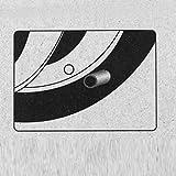 4x Tapa Tapón Válvula Cubierta de Neumático para LLanta de Camión Coche Color Plata