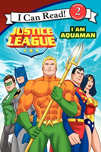 I Am Aquaman (I Can Read, Level 2) por Kirsten Mayer