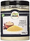 Cibocrudo Farina di Amaranto Integrale Cruda - 500 gr