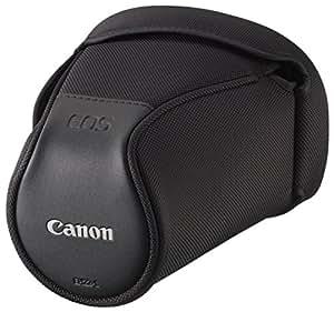 Canon 6758B001 Kameratasche EH22-L Case in schwarz für Canon EOS 1200D