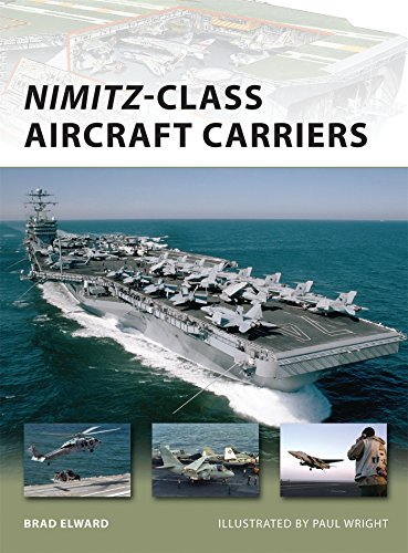Nimitz-Class Aircraft Carriers (New Vanguard, Band 174)