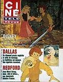 CINE TELE REVUE [No 25] du 20/06/1985 - DISNEY - CHAUDRON NOIR - DALLAS - REDFORD ET MERYL STREEP DANS - OUT OF AFRICA - DEAN MARTIN - JOHN WAYNE - LE DRAME D'HERVE VILLECHAIZE - LIONEL CASSAN.