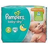 Pampers Baby-Dry Größe 2