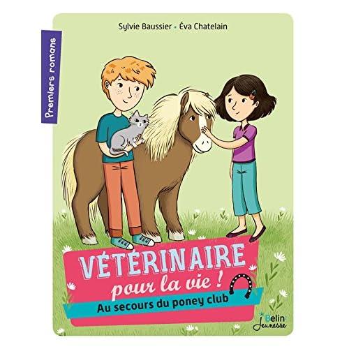 Au secours du poney club ! (Vétérinaire pour la vie t. 4)