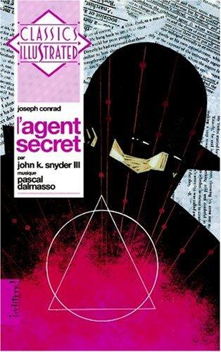 Agent Secret (l') Livre + CD
