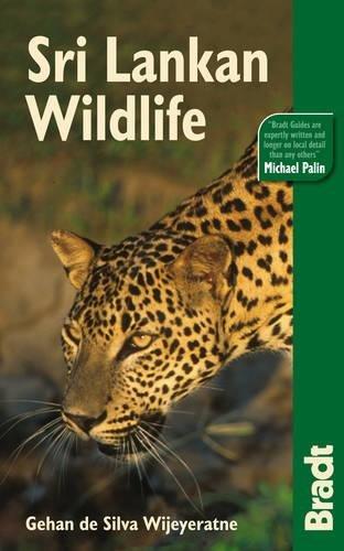 Sri Lankan Wildlife Cover Image