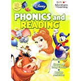 Bundle - 2 Items: Disney Adventrures in Learning Phonics and Reading & Addition and Subtraction (Set)