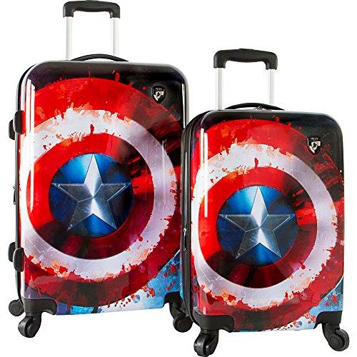 heys-america-set-di-valigie-adulti-red-taglia-unica