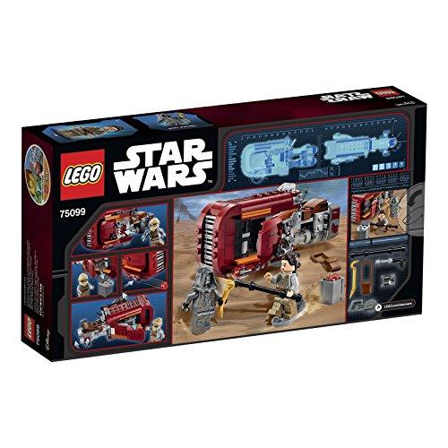 Imagen principal de LEGO Star Wars - Rey's Speeder, (75099)