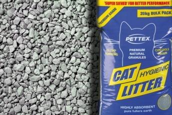 Pettex Premium Cat Litter, 5 Kg 1