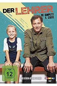 Der Lehrer - die komplette 8. Staffel (RTL) [3 DVDs]