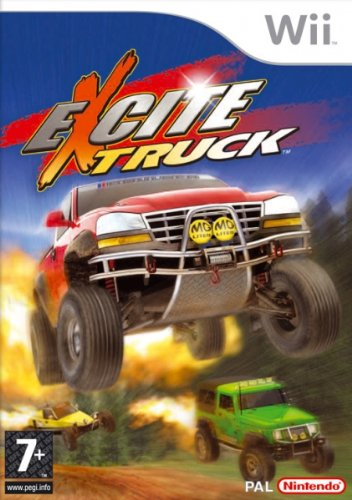 Excite Truck (Wii) [UK IMPORT] Monster Truck Wii