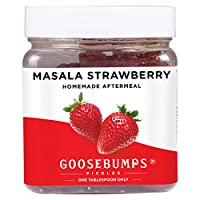 Goosebumps Masala Strawberry After Meal, 150 GMS