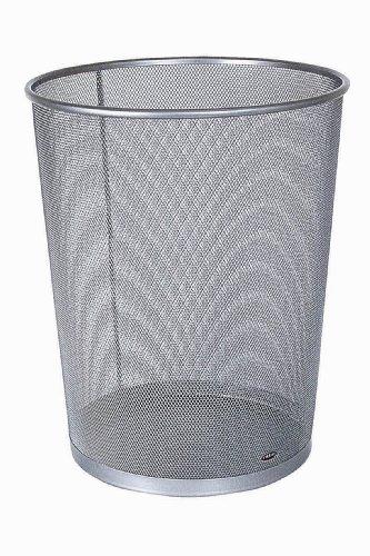 rolodex-corbeille-a-papier-metallique-argent