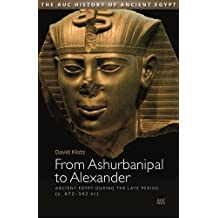 From Ashurbanipal to Alexander