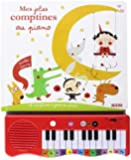 Mes jolies comptines au piano (nouvelle éd.)