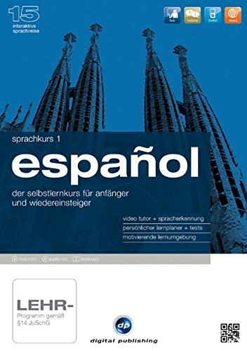 Interaktive Sprachreise 15: Sprachkurs Espanol Teil 1