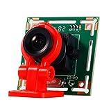 Hunpta Kamera-Halterung für FPV Quadrocopter verstellbare Neigung Winkel Halter Racing (Rot)