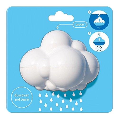 Saffire Rain Cloud Baby Toy, Multi Color
