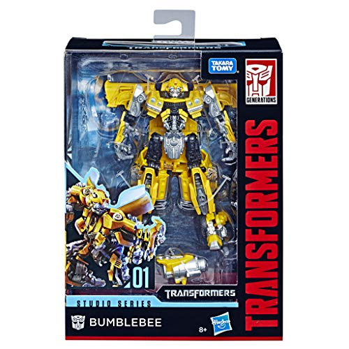 Transformers - Generations Studio Series Deluxe Stryker...
