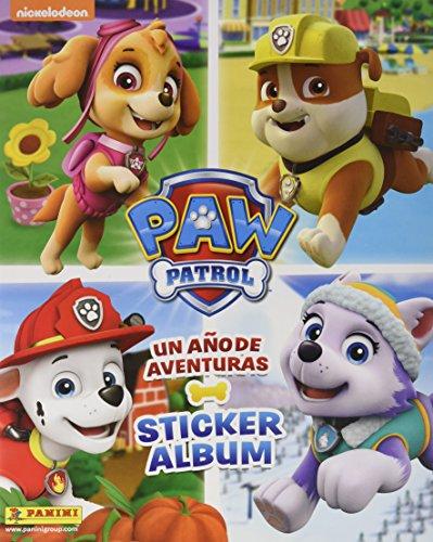 Paw Patrol - Blíster álbum + 15 sobres (Panini 003169BLIE2)