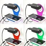 Yummilan Accessori Di Ricarica Supporto Per Smartphone Supporto Wall Desk