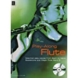 Play-Along Flute: Selected Easy Pieces from Bach to Satie