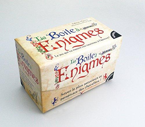 La boîte à énigmes par Fabrice Mazza