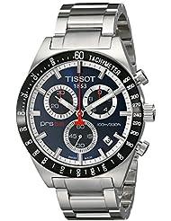 Tissot Herren-Armbanduhr Chronograph Quarz Edelstahl T044.417.21.041.00