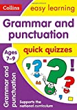 Grammar & Punctuation Quick Quizzes Ages 7-9 (Collins Easy Learning KS2)