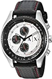 Armani Exchange Analog Silver Dial Men's...
