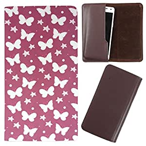DooDa - For Samsung Galaxy S2 PU Leather Designer Fashionable Fancy Case Cover Pouch With Smooth Inner Velvet