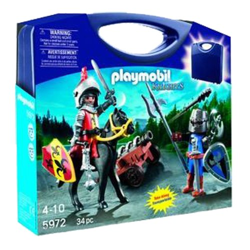 Playmobil Carrying Case Knights