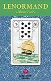 """Lenormand-Karten """"Blaue Eule"""", SA (einmalige Sonderausgabe, 7 x 11 cm)"""