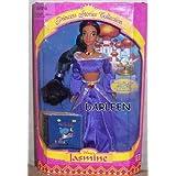 Disney Princess Stories Collection JASMINE doll from Aladdin Mattel 1997 by Disney, Mattel
