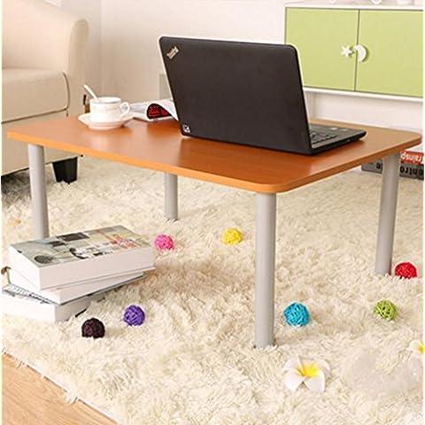 uzi-lazy persone benessere moderna scrivania per PC portatile, impermeabile, semplice tavolino basso, Dormitorio per letto scrivania c