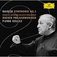 """Mahler: Symphony No.2 In C Minor - """"Resurrection"""" - 4. """"O R�schen rot! Der Mensch liegt in gr�sster Not!"""" (Sehr feierlich aber schlicht) Text from Des Knaben Wunderhorn: """"Urlicht"""""""