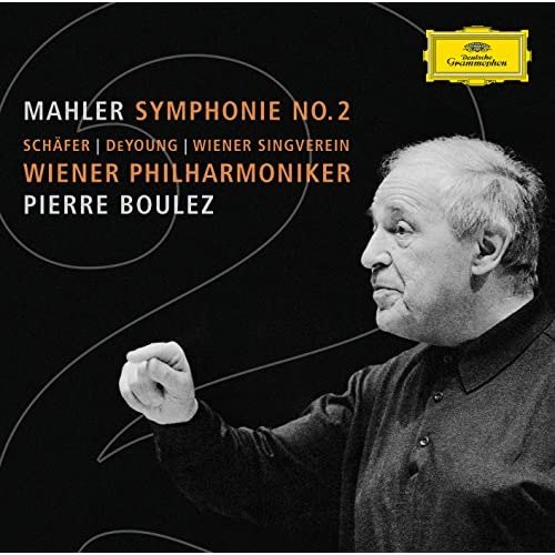 "Mahler: Symphony No.2 In C Minor - ""Resurrection"" - 2. Andante moderato. Sehr gemächlich"