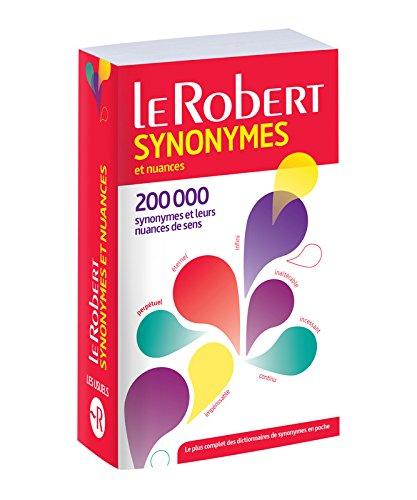 Dictionnaire des synonymes et nuances - version Poche