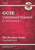 New Grade 9-1 GCSE Combined Science: AQA Revision Guide with Online Edition - Foundat...