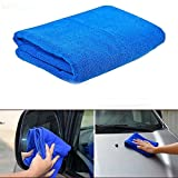 #10: Akruti 1 : 2pcs Anti Scratch Microfiber Cloth Dishcloth Rag Wash Car Cleaning Window Washer Household Kitchen Table Dish Wipe Cleaner Towel