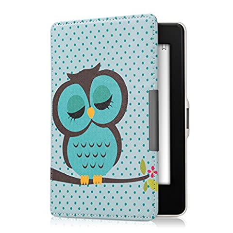 kwmobile Hülle für Amazon Kindle Paperwhite (2012/2013/2014/2015) - Flipcover Case