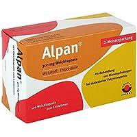 Preisvergleich für Alpan 300 mg Weichkapseln 120 stk