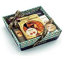 Chocolate Amatller - Chocolates Variados en Cesta Regalo Carteles - 266 gr.