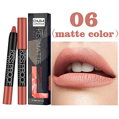 Floweworld neue Lip Matte flüssigen Lippenstift wasserdicht Lip Make-up glänzend 12 Farben...