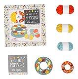 Phildar 36035 KIT Pompon MAGNETIQUE, Plastique, Multicolore, 20 x 20 x 5 cm
