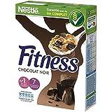 Fitness céréales chocolat noir 375g - ( Prix Unitaire ) - Envoi Rapide Et Soignée