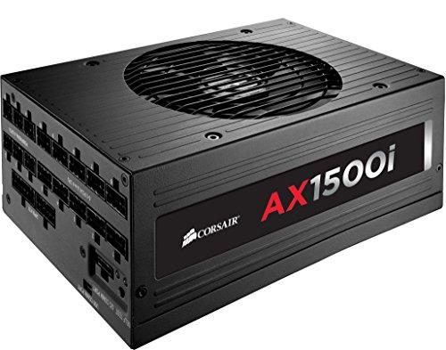 Corsair Digitales AX1500i ATX Netzteil 1500 Watt Vollmodularnetzteil