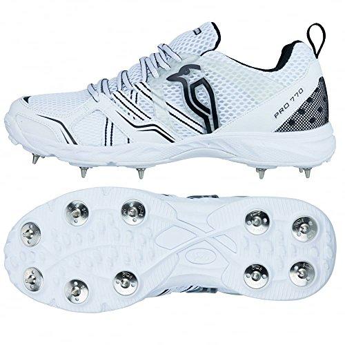 Kookaburra Pro 770 Cricket Pique Shoes - SS17 Black